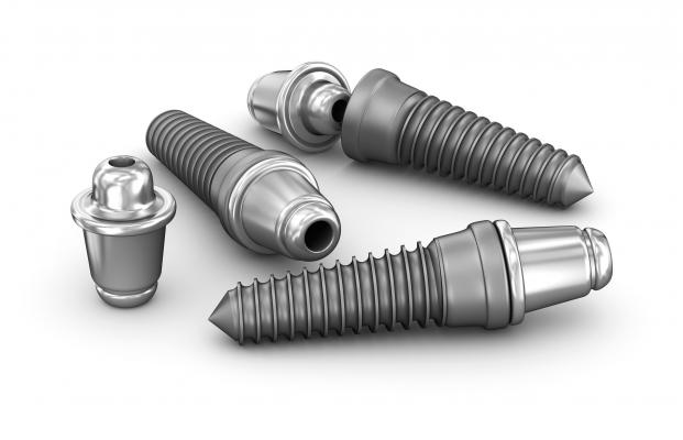Tooth implants and abutments